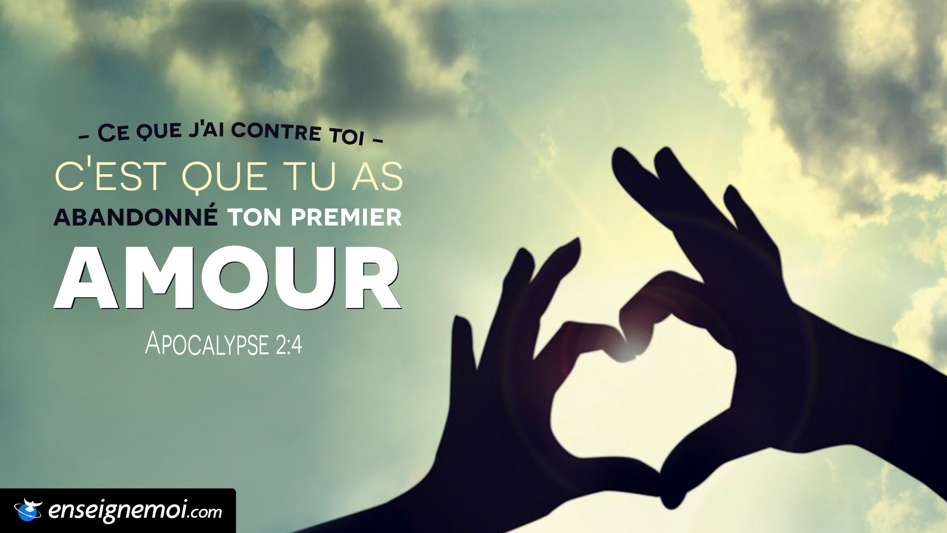Très Le verset du jour en image :: Bible :: EnseigneMoi UL03