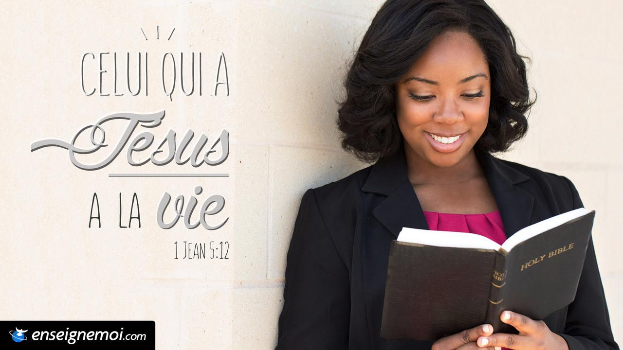 1 Jean 5:12