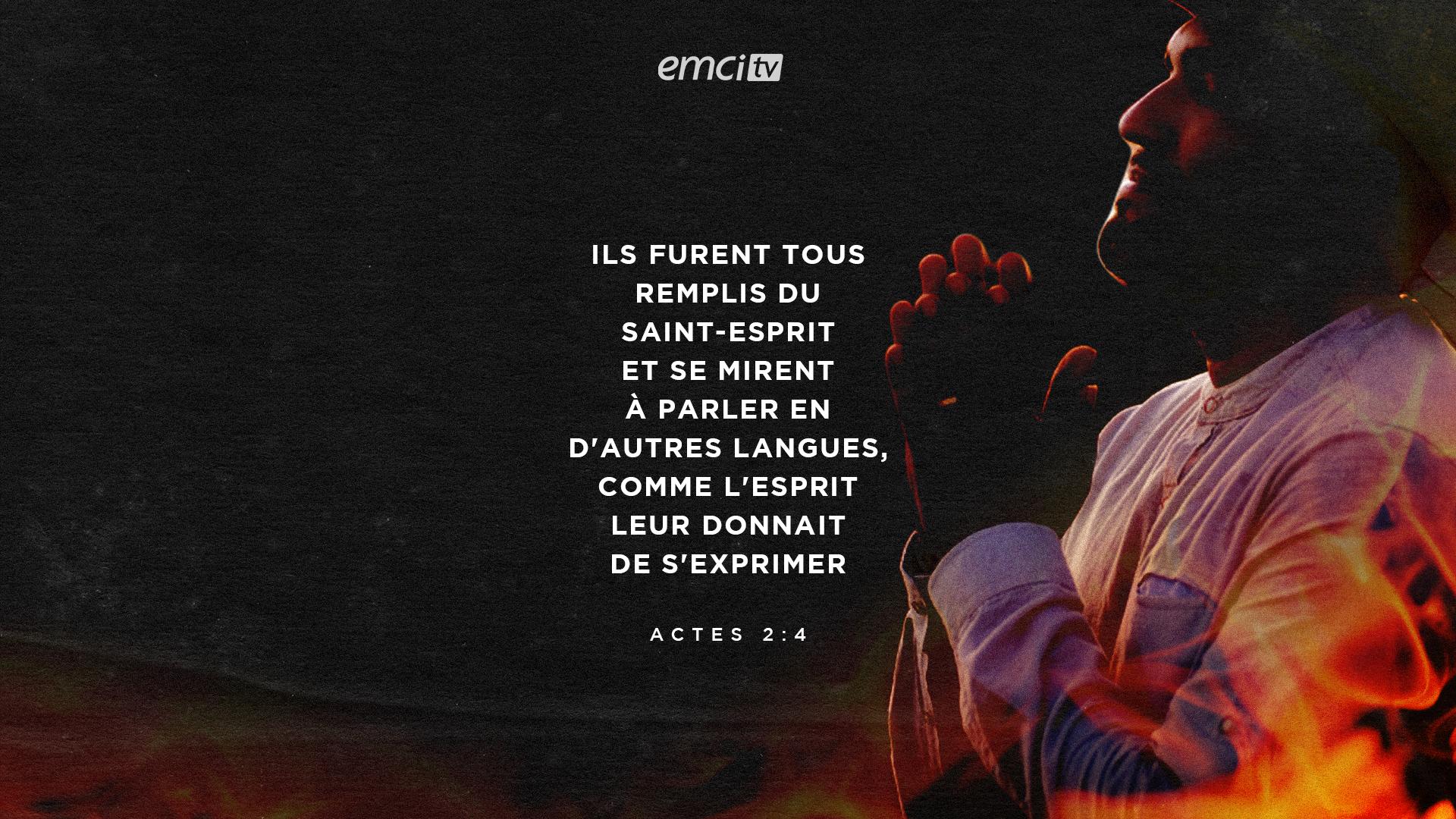 Le verset du jour en image :: Bible :: EMCI TV