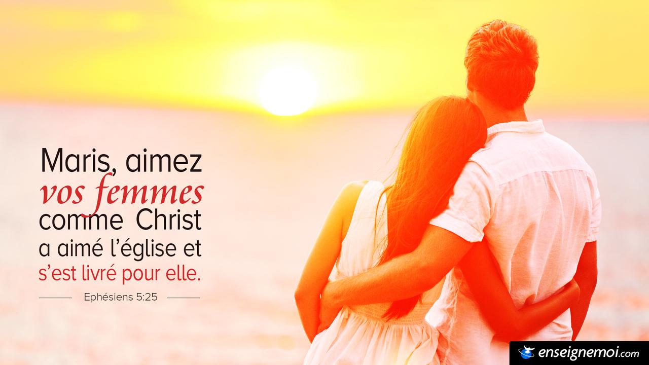 Ephésiens 5:25
