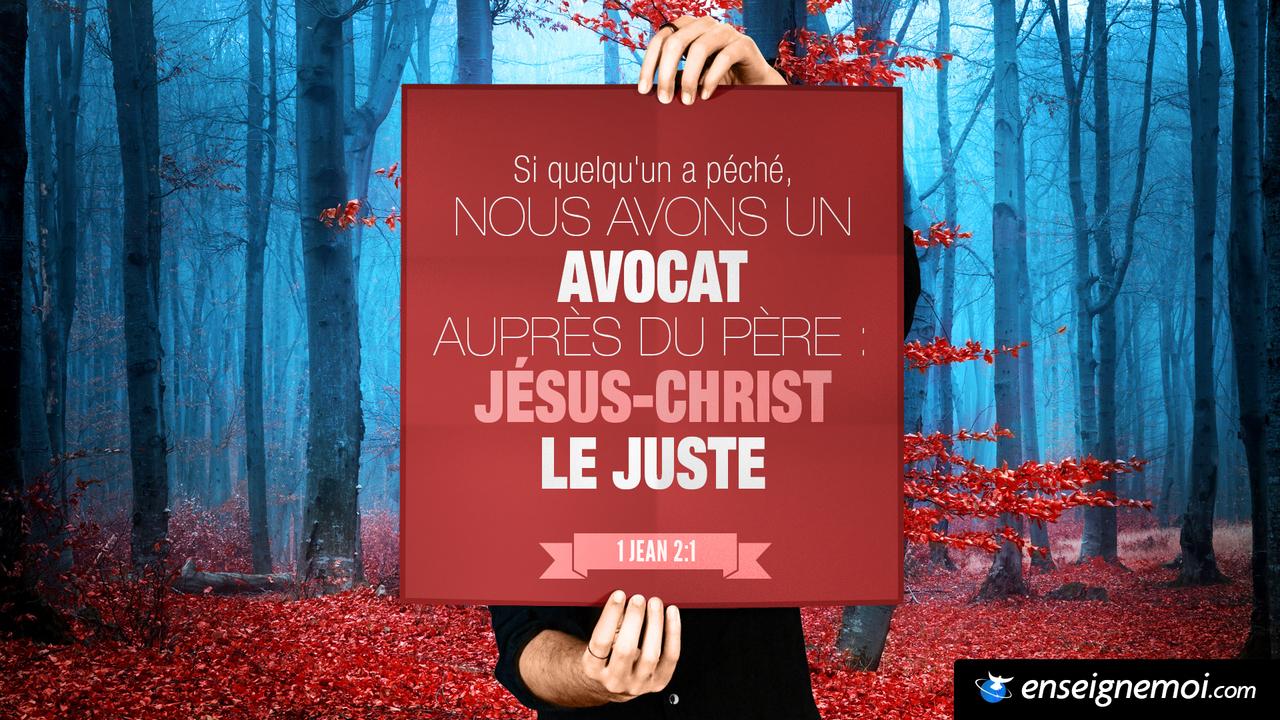 1 Jean 2:1