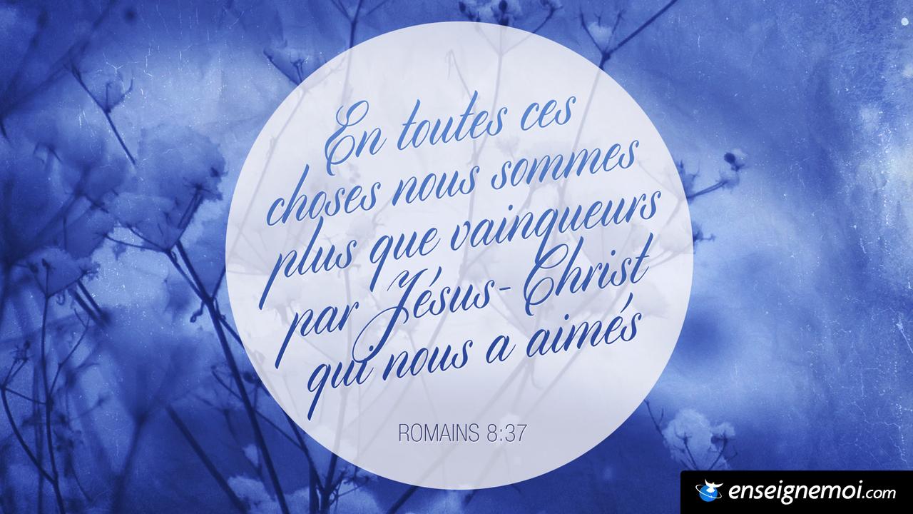Romains 8:37