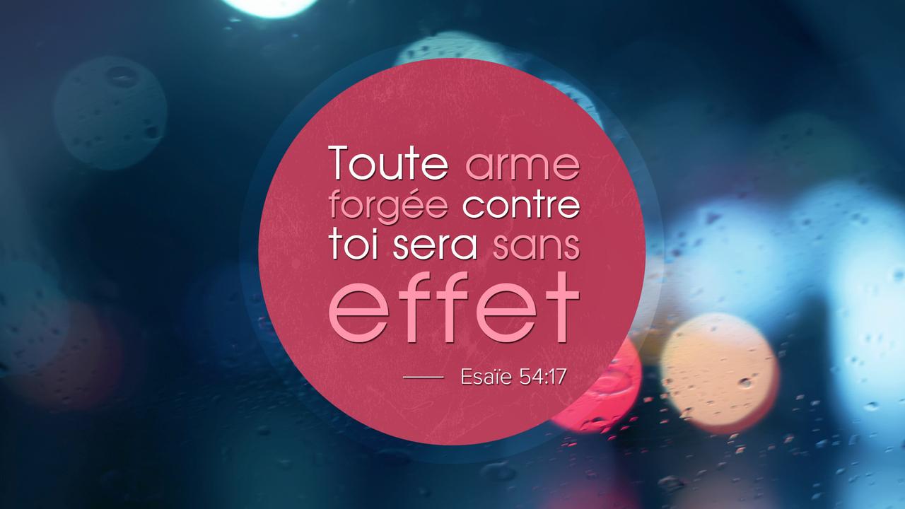 Esaïe 54:17