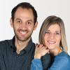 Une matinée à EMCI TV avec Yveline et Michaël