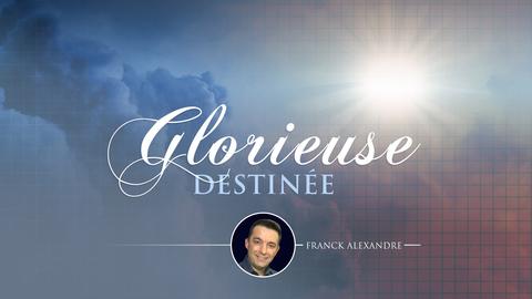 Visuel de l'émission Glorieuse destinée