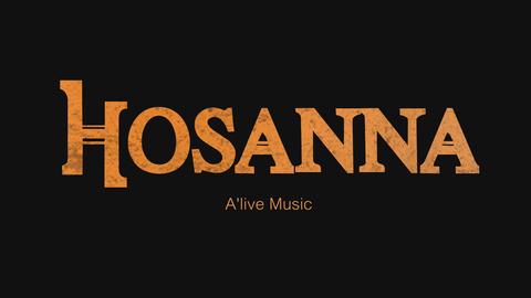Visuel de l'émission Hosanna