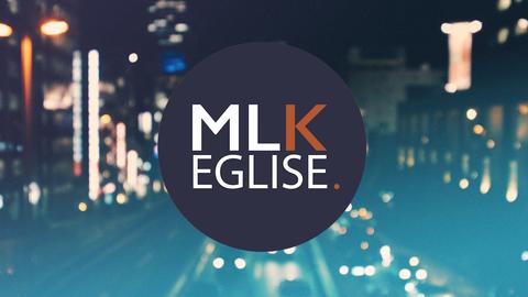 Visuel de l'émission Église MLK