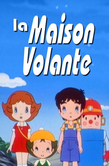MAISON-VOLANTE - La maison volante