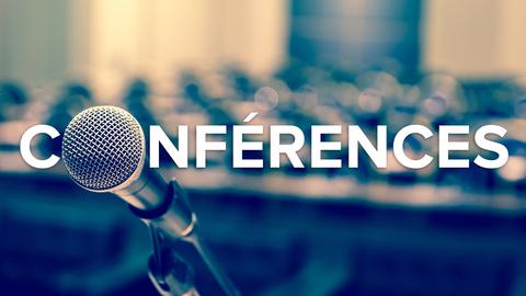 Visuel de l'émission Conférences