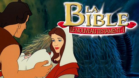 Visuel de l'émission La Bible en dessin animé