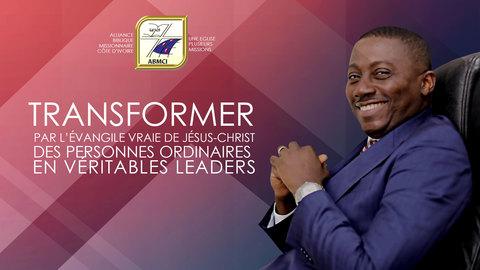 Visuel de l'émission ABMCI - Alliance Biblique Missionnaire Côte d'Ivoire