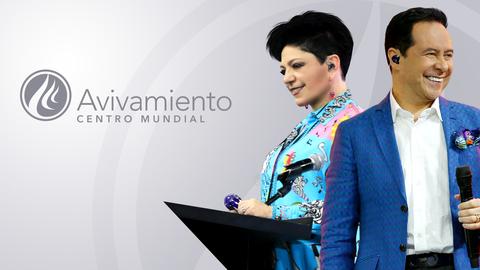 Visuel de l'émission AVIVAMIENTO - Avivamiento Centro Mundial