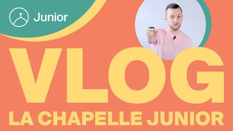 Visuel de l'émission La Chapelle Junior