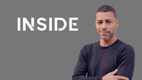 Visuel de l'émission INSIDE