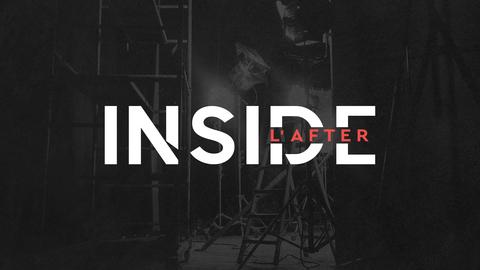 Visuel de l'émission Inside : L'after