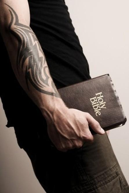 verset biblique sur les tatouages