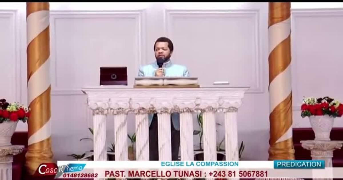 PRÉDICATION TUNASI PASTEUR TÉLÉCHARGER DU MARCELLO