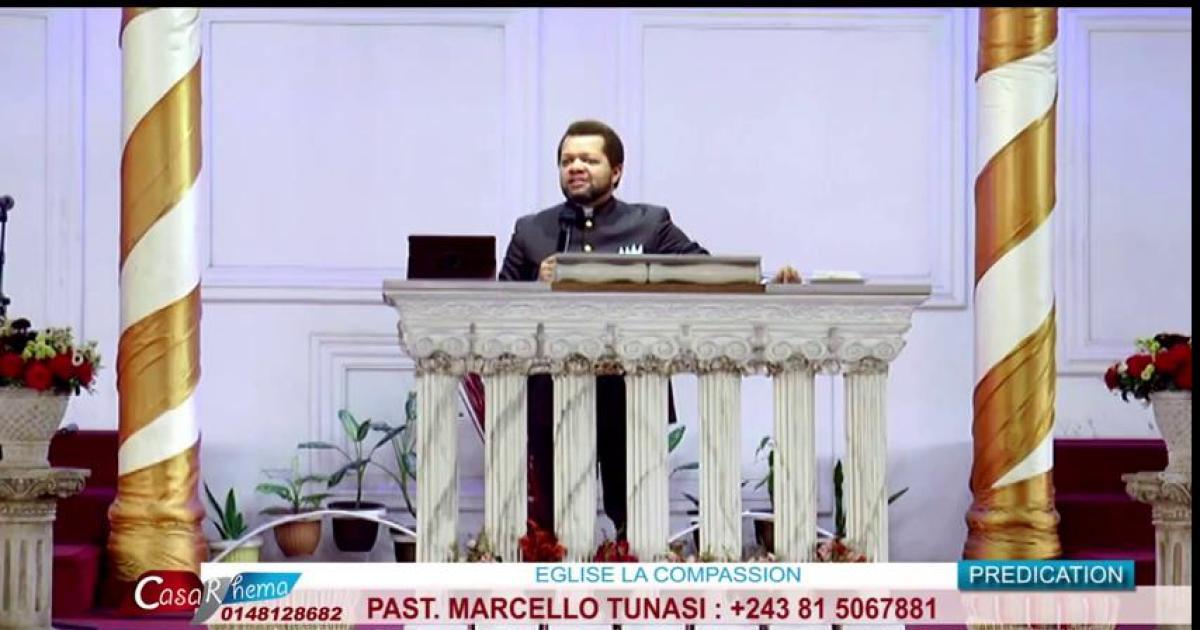 les predications du pasteur marcello tunasi