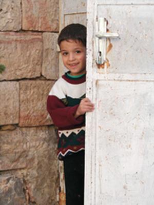 Portes Ouvertes - Territoires palestiniens