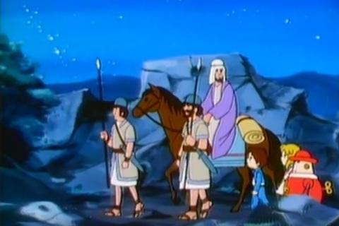 Néhémie et les murs de Jérusalem - saison 1   - Ep. 24