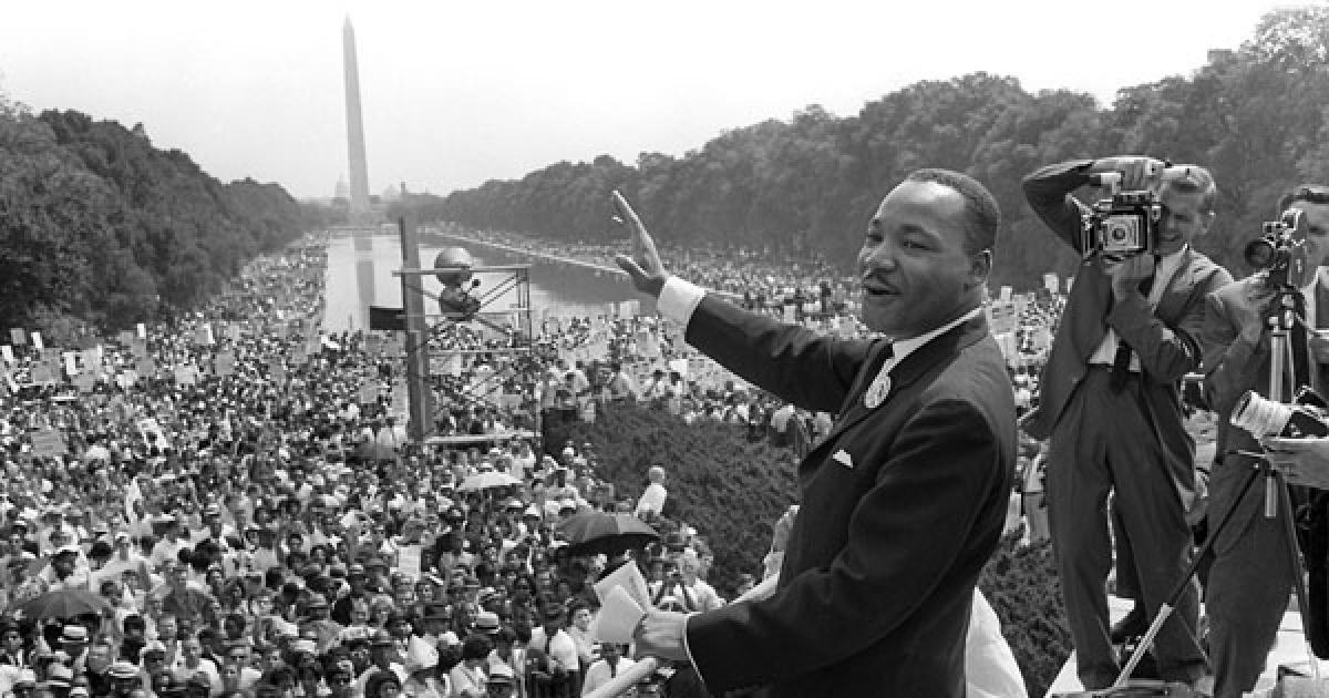 J Ai Fait Un Rêve Martin Luther King Emci Tv
