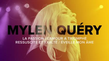 La passion / L'amour a triomphé / Ressuscité et exalté / Éveille mon âme