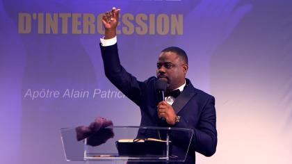 La prière d'intercession