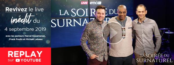 EMCI TV - Votre chaîne de télévision chrétienne francophone 24/7