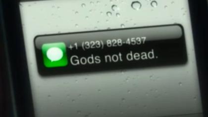 Dieu n'est pas mort - 1