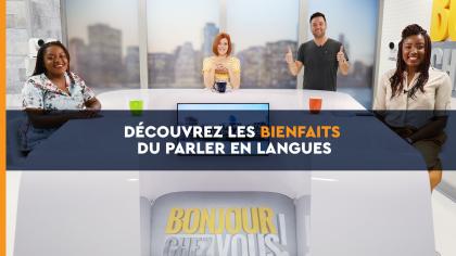 Découvrez les bienfaits du parler en langues