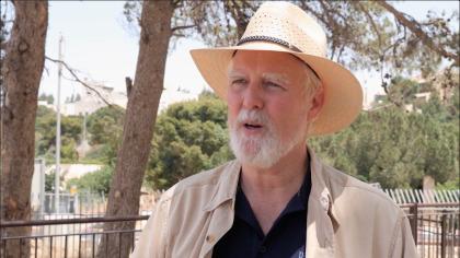 Fouilles archéologiques au mont du Temple en Israël - Julie guérie de l'asthme