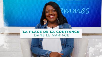 La place de la confiance dans le mariage