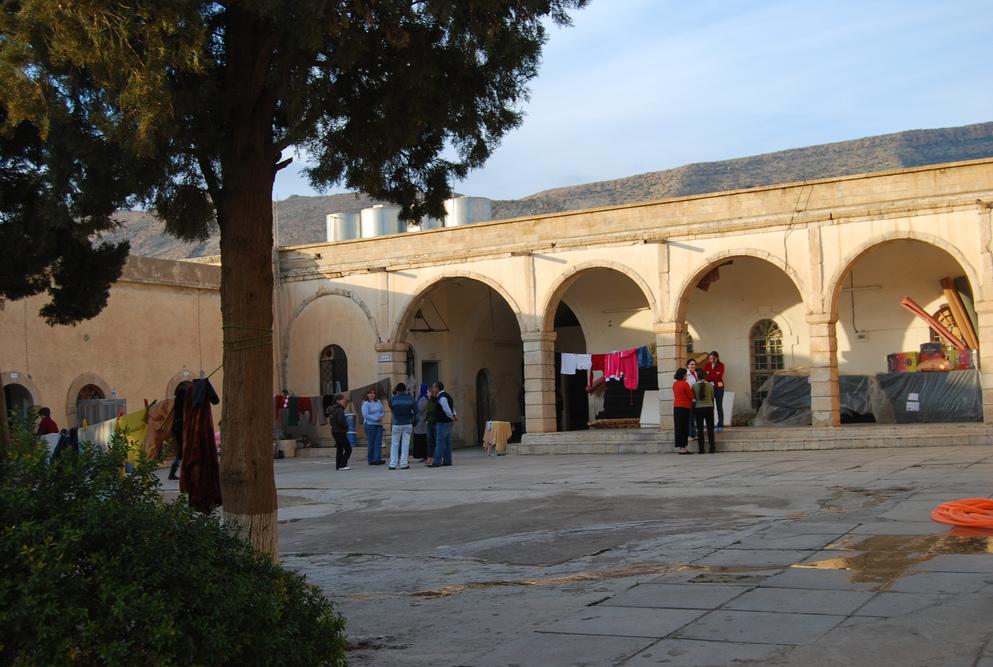 Irak z ro chr tien mossoul portes ouvertes enseignemoi - Porte ouverte chretienne mulhouse direct ...