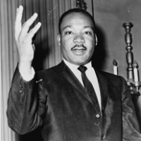 Photo de Martin Luther King