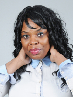 Géraldine Ngonda