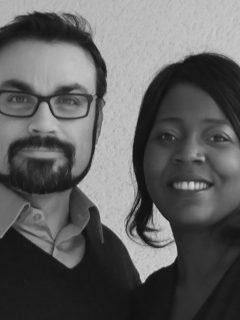 Guillaume et Bérénice Girault