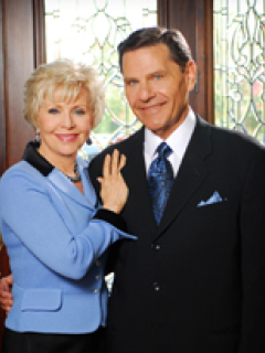 Kenneth et Gloria Copeland