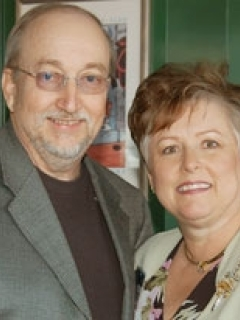 Jim et Ramona Rickard